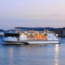 琵琶湖汽船メグミ