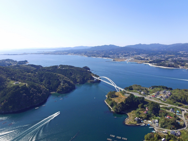 気仙沼大島